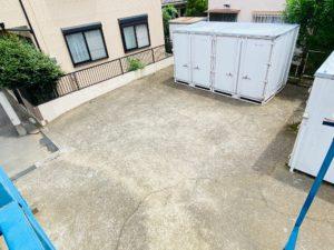 駒井R 駐車スペース斜め上